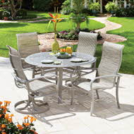 Winston Savoy Sling Patio Furniture