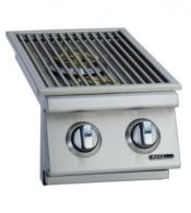 Bull BBQ Double Side Burner