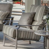 Winston Sloan Square Cushion Patio Furniture