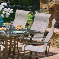 Winston Sloan Square Sling Patio Furniture