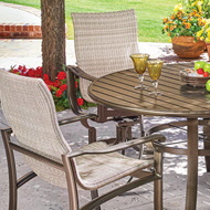 Winston Sloan Square Woven Patio Furniture