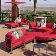 Winston Southern Cay Modular Cushion Patio Furniture