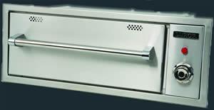Luxor Stainless Steel Warming Drawer